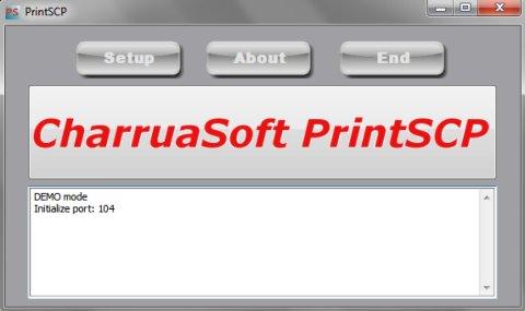 PrintSCP - CS010 - DICOM Print Server